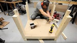 New Shop Build: Part 2 - Building the Radial Arm Saw Stand