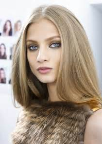 Medium Cool Blonde Hair Color