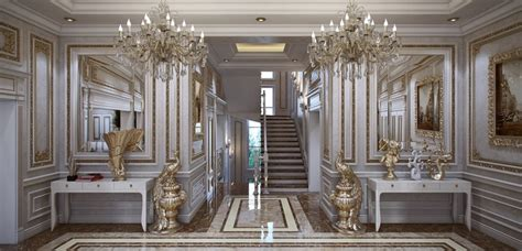 5 Luxurious Interiors Inspired By Louis Era Design by Luxurious Interiors Inspired By Louis Era Design