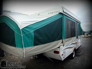 Used 2007 Coachmen Viking Epic 2308st Pop Up Camper