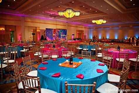 Indian wedding sangeet decor venue in Phoenix, Arizona Indian Wedding by LightRain Images