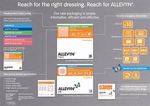 Allevyn Foam Dressings Packaging Guide