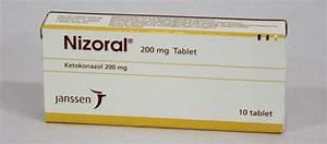 Низорал таблетки от грибка ногтей цена