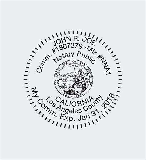 Notary Images Notary Seal Www Pixshark Images Galleries With A Bite