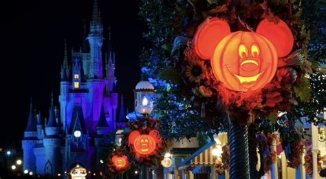 mickeys   scary halloween party opens  week   years event features  ton