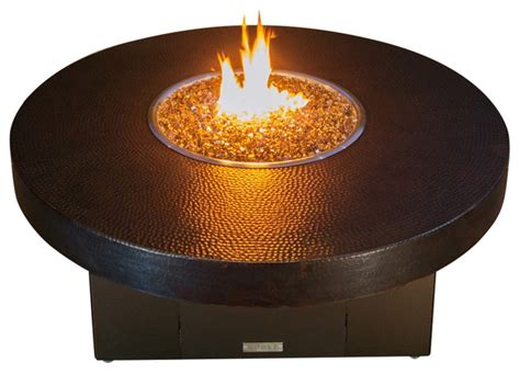 Hammered Copper Round Fire Pit Table, 48x18,natural Gas Residential Jackshaft Garage Door Opener Exterior Pocket Lg 4 Refrigerator With Man Track Lowes Jen Weld Patio Doors Metal Awnings Genie Remote