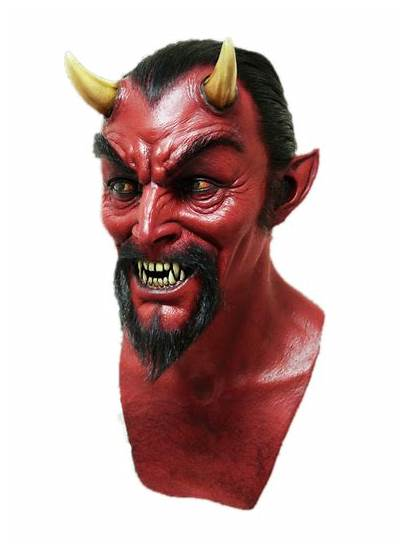 Devil Satan Creature Mask Masks Demons Pngimg