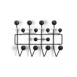 Hang It All Schwarz : pat res charles eames garderobes mobilier ~ Bigdaddyawards.com Haus und Dekorationen