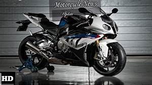 Bmw S1000rr 2018 : hot news 2018 bmw s1000rr new white blue strips exclusive spec price youtube ~ Medecine-chirurgie-esthetiques.com Avis de Voitures