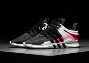 Red Turbo Adv Adidas EQT Support
