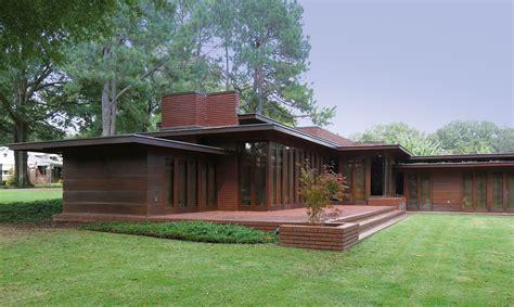 Frank Lloyd Wright House Florence Alabama