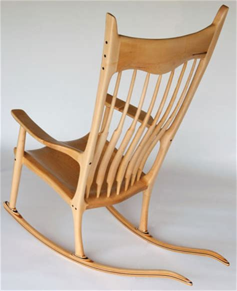 Maloof Rocking Chair Plans by Woodwork Maloof Inspired Rocking Chair Plans Pdf Plans