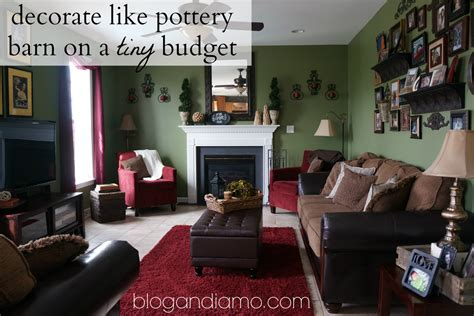 Pottery Barn On A Budget by Decorate Like Pottery Barn On A Tiny Budget