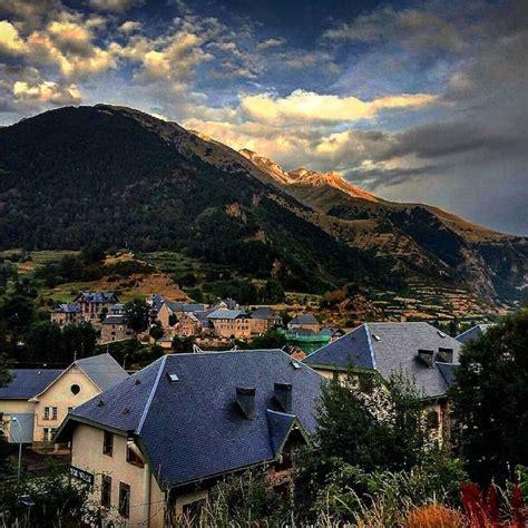 casa rural pirineos pueblo rural en los pirineos