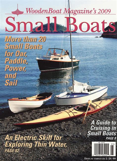 Boat Building Magazine by 201303 Boat