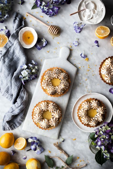 coconut lemon meringue tarts paleo gf  kitchen mccabe
