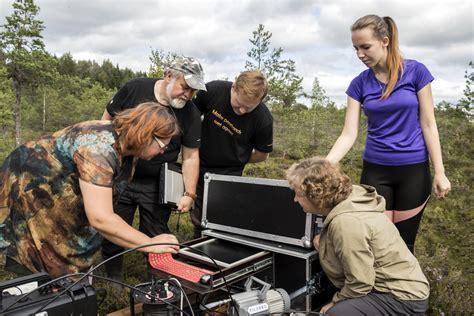 LLU vides inženieri mēra SEG emisijas Latvijas purvos | LLU