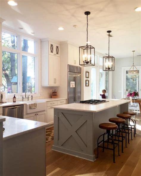 see thru kitchen blue island best 25 kitchen island lighting ideas on