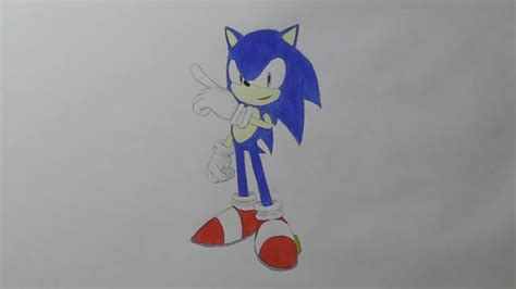 Drawings to Draw Sonic the Hedgehog