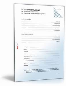Rechnung Zu Niedrig Ausgestellt Nachforderung : abtretungserkl rung von schadensersatzanspr chen de vertrag download ~ Themetempest.com Abrechnung