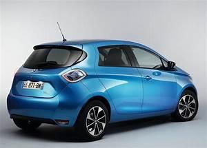 Renault Zoe Autonomie : renault zoe autonomie renault zoe avec nouvelle batterie et autonomie 400km au mondial de paris ~ Medecine-chirurgie-esthetiques.com Avis de Voitures