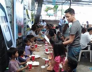 AOC and partners hold charity program for underprivileged ...