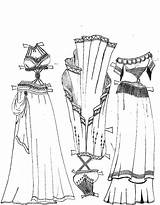 Coloring Mexican Belly Dancer Charro Template Dresses Sheets Colorluna Luna Dancers Sketches Templates sketch template