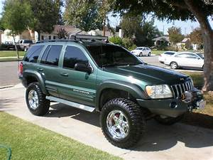 Jeep Grand Cherokee Wj Image  5