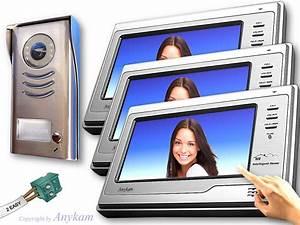 Video Türsprechanlage 2 Draht Oder 4 Draht Unterschied : video t rsprechanlage klingelanlage mit kamera und 3 ~ A.2002-acura-tl-radio.info Haus und Dekorationen