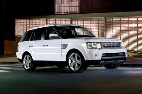 land rover range rover sport  car review honest john