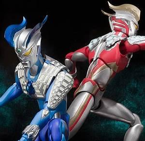 Irsyad's Way: Ultra-Act Ultraman Zero Srong Corona & Luna ...
