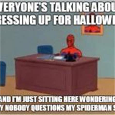 spiderman computer desk meme everyone s talking about