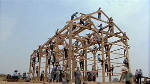 amish barn raising the winter39s tale pinterest With amish building company