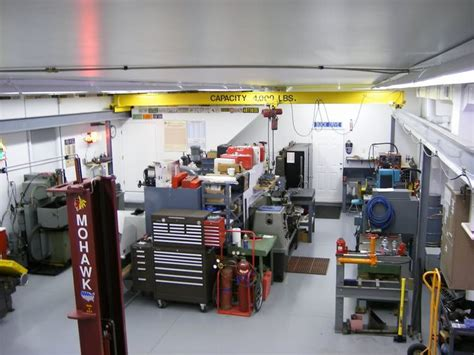 Manufacturing Of Garage Equipment by Practical Machinist Largest Manufacturing Technology