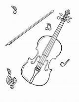Violin Coloring Printable Sheet Fiddle Coloringcafe Printables Sheets Pdf Paper Clip Button Standard Prints Below Results sketch template