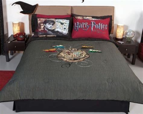 harry potter bed set harry potter deathy hallows comfoter bedding set vianney