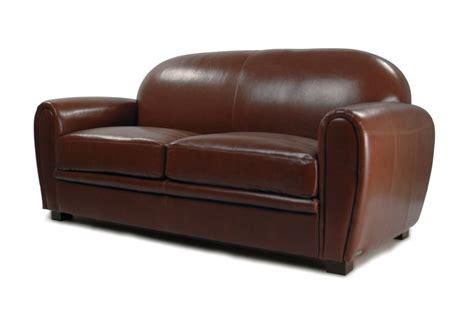 Canapé Vintage Marron - canape cuir vintage meilleures images d 39 inspiration pour