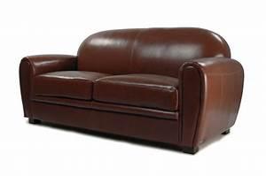 canape club aspect cuir vieilli canape idees de With canapé aspect cuir vieilli