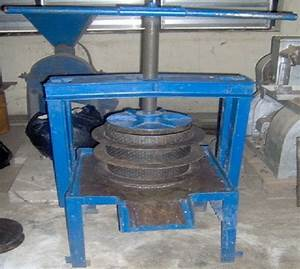Manual Screw Press Used For Oil Extraction