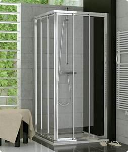 Porte Coulissante Angle Droit : catgorie accessoire douche page 4 du guide et comparateur ~ Melissatoandfro.com Idées de Décoration