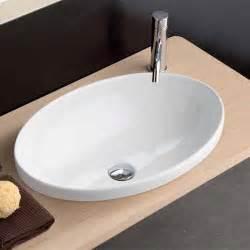 lavelli bagno da incasso lavabi incasso lavabo softly 60 incasso ovale