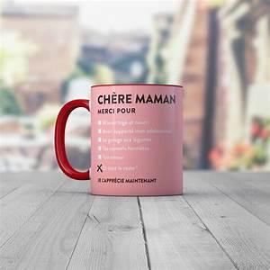 Tasse Fete Des Meres : tasse ch re maman id e cadeau france ~ Teatrodelosmanantiales.com Idées de Décoration