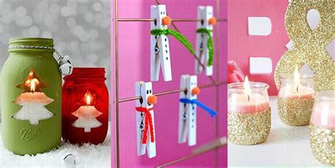 einfache bastelideen fuer weihnachten die freude bringen