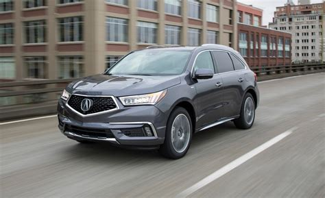 Acura Mdx Per Gallon by Acura Mdx Sport Hybrid 2017 All About Otomotif