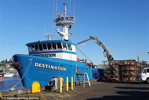 Alaskan Fishing Boat Captain by Crab Fishing Boat Is Found Five Months After It Sank