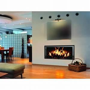 Insert A Bois Vissable : insert bois pour surface 170 m2 l125 x p49 5 x h114 ~ Melissatoandfro.com Idées de Décoration