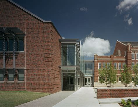 donald  reynolds school  architecture wallace