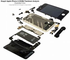 Apple Iphone 4 Materials Costs More Than 3gs