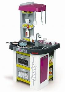 Smoby spielkuche fur kinder tefal studio bubble kuche for Spielküche smoby