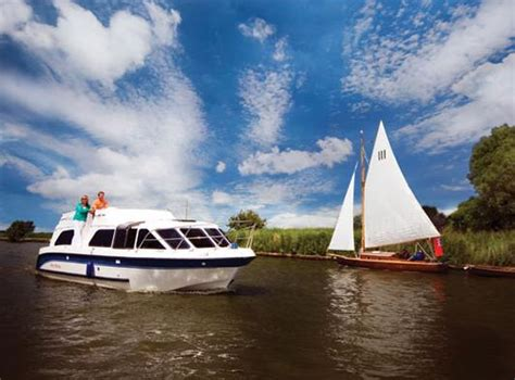 Ferry Marina Boat Hire by Horning Ferry Marina Cruiser Hire